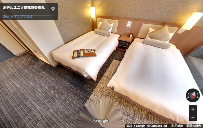 ホテルユニゾ