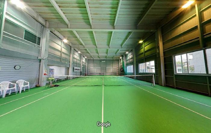 20160818 ホワイティインドアテニススクール