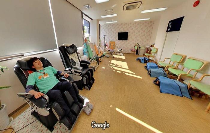 Googleストリートビュー デイサービス道夢