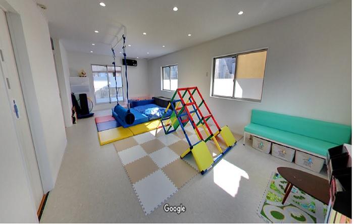 Googleストリートビュー Kiddy T スクール