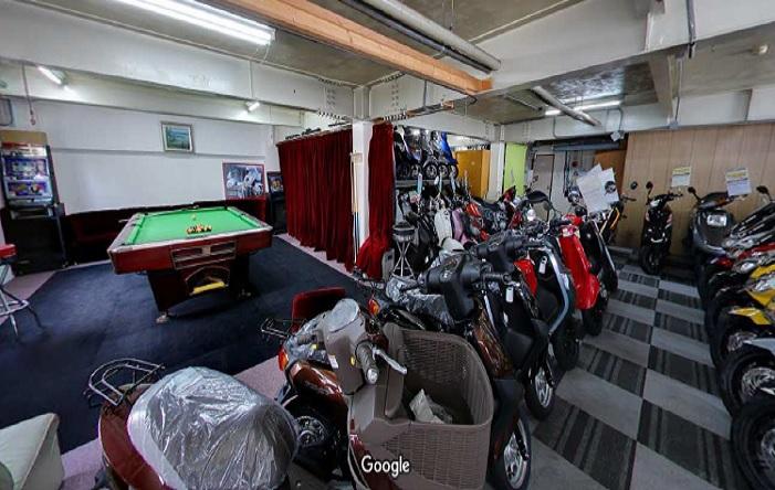 Googleストリートビュー ホンダワールド