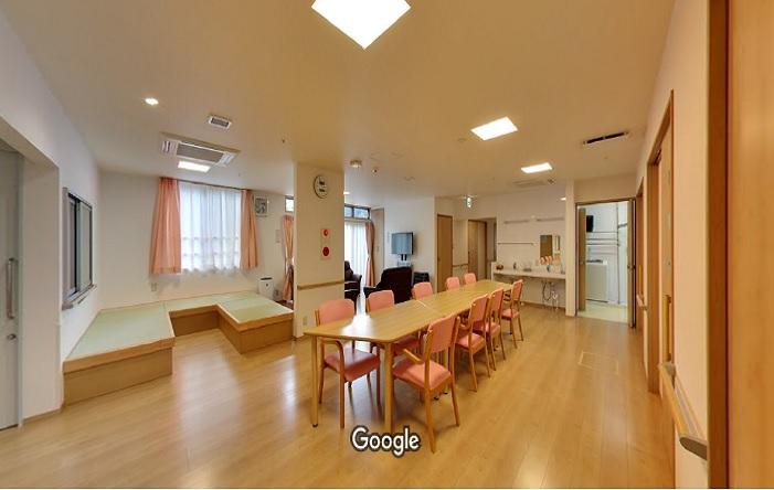 Googleストリートビュー グループホームやたさん元気村