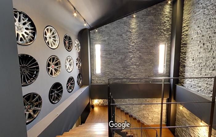 Googleストリートビュー プロスタッフ