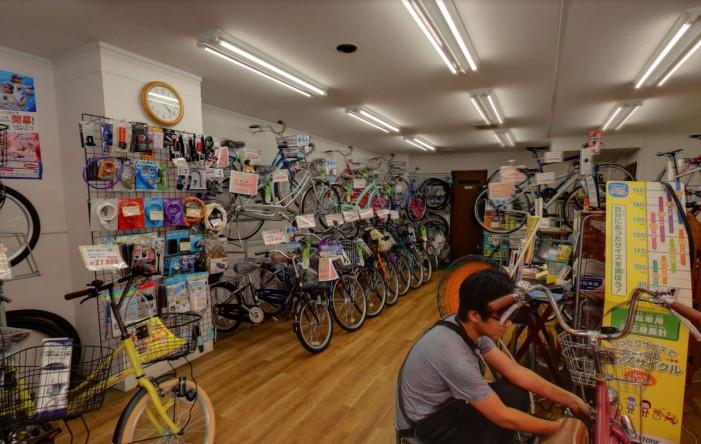 20171011 まちの自転車店リコ九条店