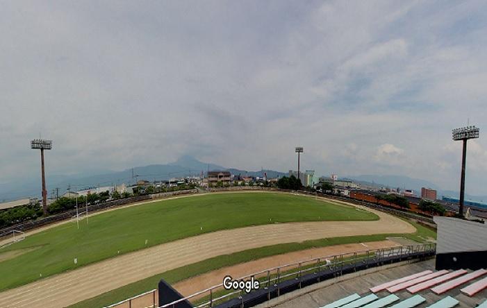 Googleストリートビュー 神照運動公園