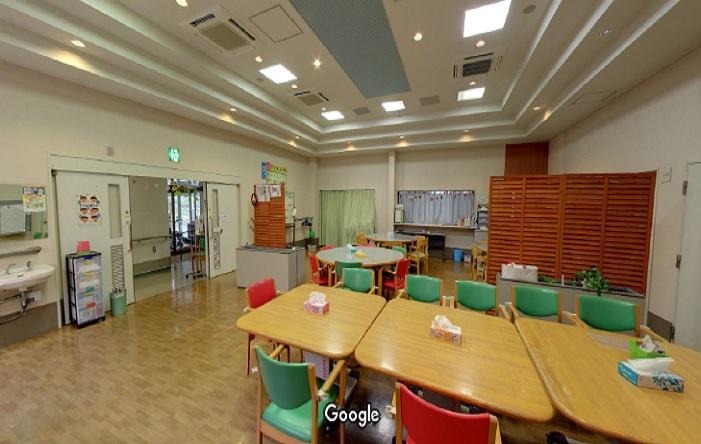 Googleストリートビュー 亀岡あゆみデイサービスセンター