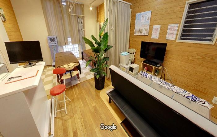 Googleストリートビュー Lagoon-ラグーン梅田整体サロン