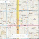 ストリートビュー分布図2