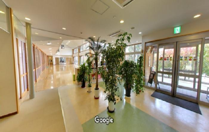 Googleストリートビュー 学研まゆみ保育園