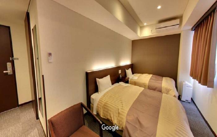 ホテルニューミフク Googleストリートビュー
