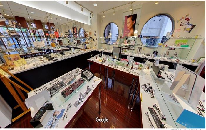 googleストリートビュー オプトカワモト北町店