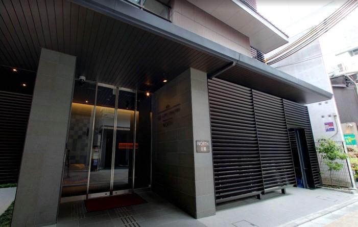 20171009 ホテルグレイスリー京都北館