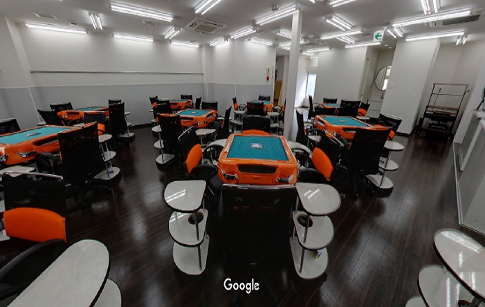 Googleストリートビュー マーチャオアリエス大阪梅田店
