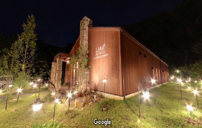 Googleストリートビュー ランプハウス