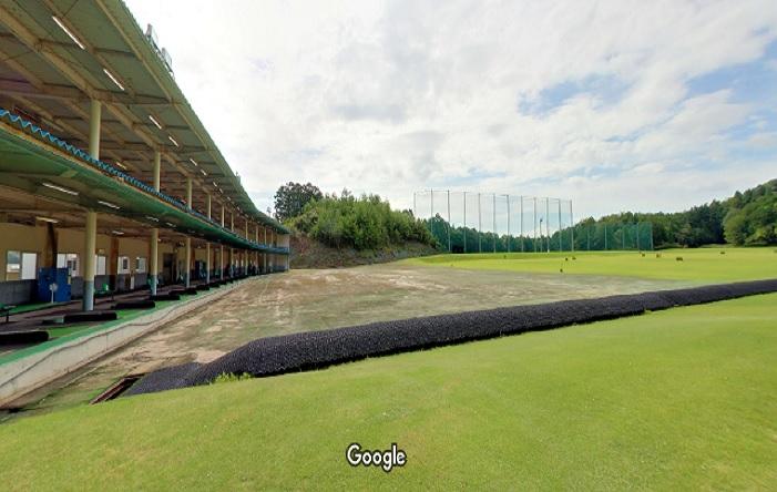 Googleストリートビュー 別ソウゴルフセンター