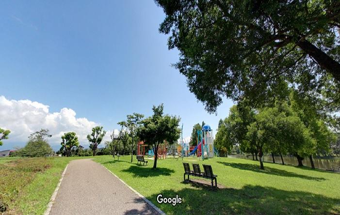 Googleストリートビュー 奥びわスポーツの森