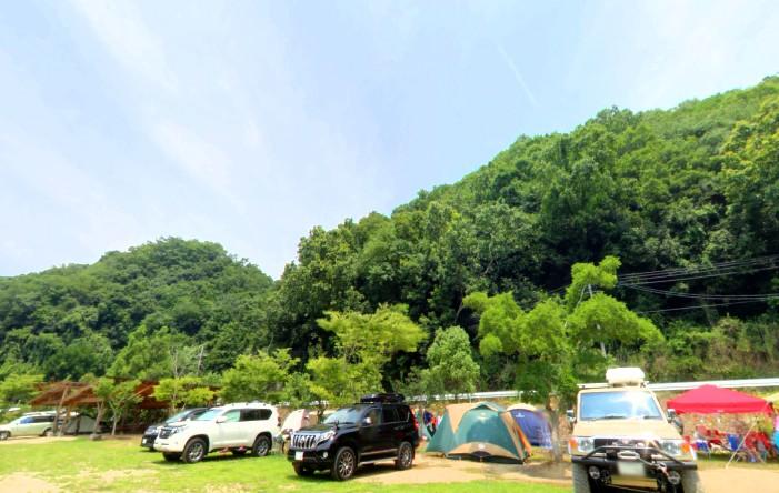20171011 カルディア・キャンプ場