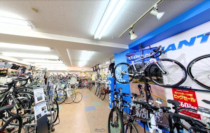 20180323コンズサイクル山科店