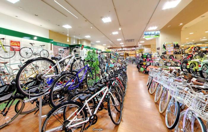 20180323コンズサイクルカナート洛北店