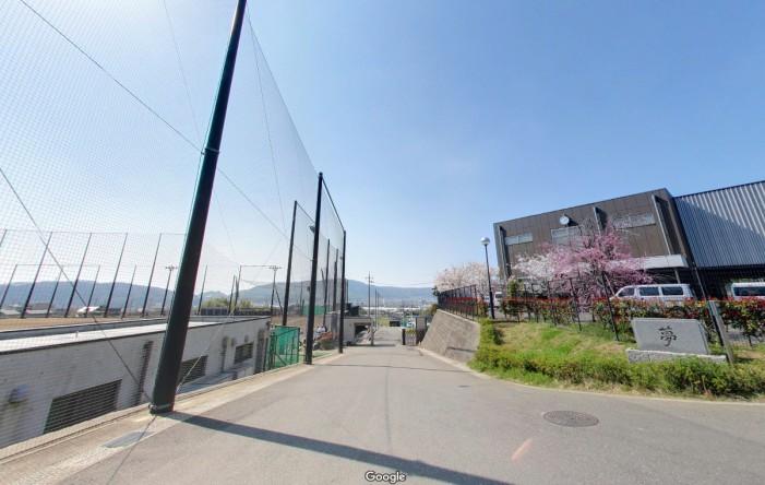 20180402 東山高等学校総合グラウンド