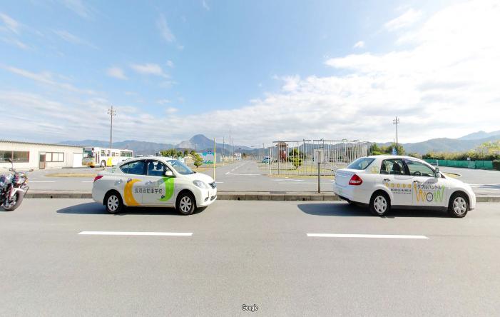 学校 長浜 自動車
